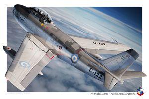 F-86F Argentina