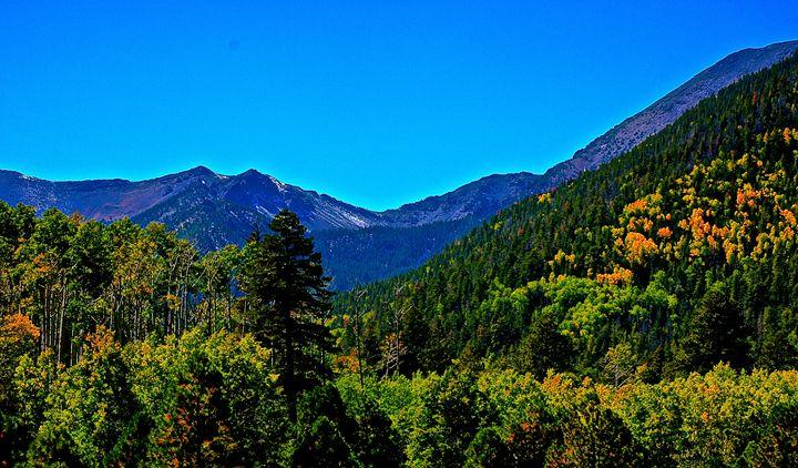 Lockett Ranch, Arizona, in Fall - Nobility Ranch, Season M. Ellison