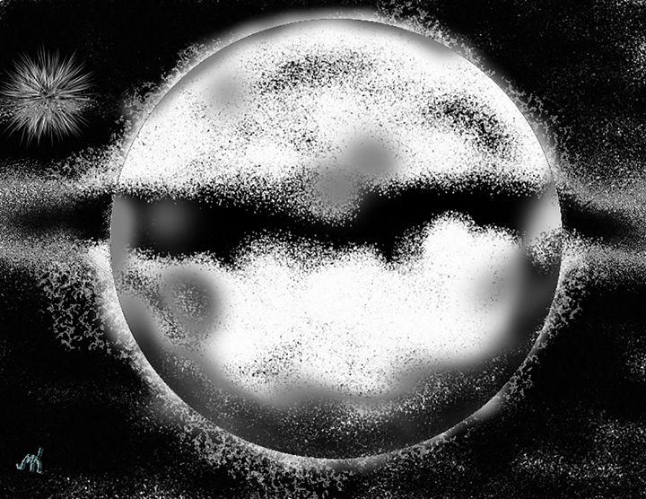 Black Hole Bubble - DeepUniverse