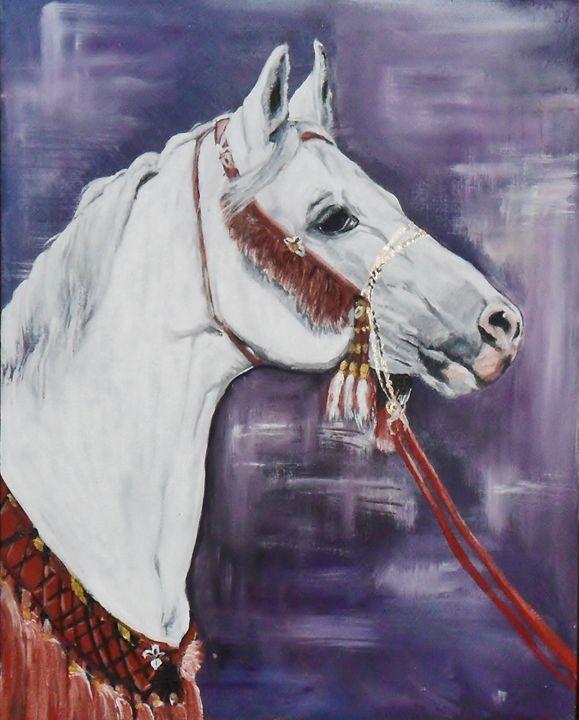 Arabian Horse - Sarah Wheeler