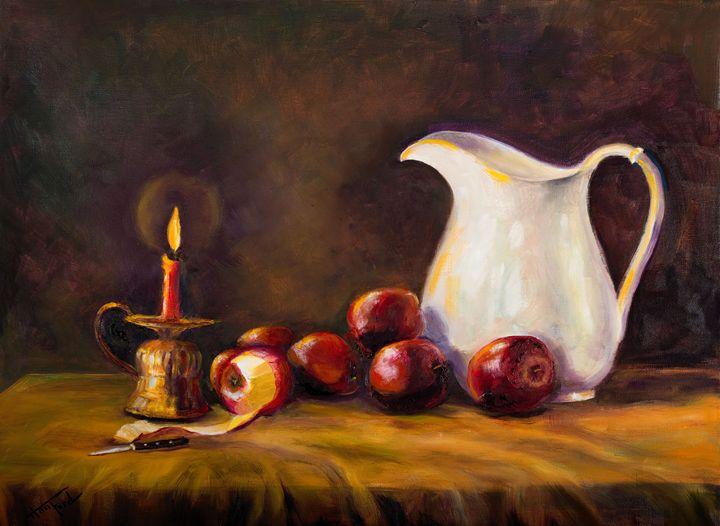 Ambiance - Ann Ford Fine Art