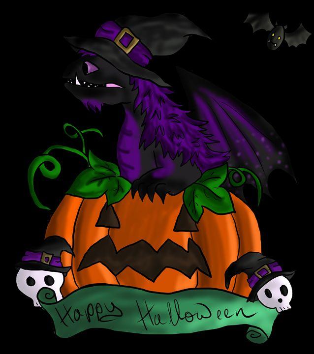Happy Halloween - bless