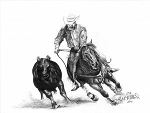 Cuttin' Horse 2
