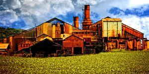 Abandoned Sugar Mill 2