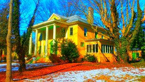 Historic House Hue