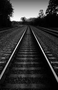 Train Tracks Waycross GA
