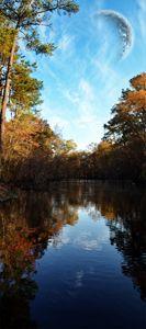 Zirkle River, Pierce County GA
