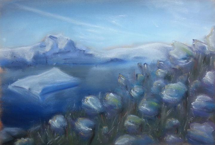 Arctic Spring - M. Muir