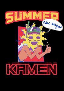 Summer Kamen