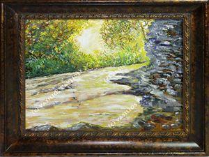 River on the Appalachian Trail