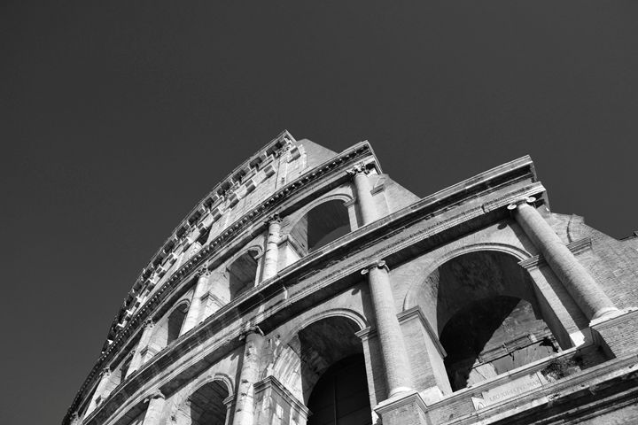 Colosseum Shard - Chris Urban