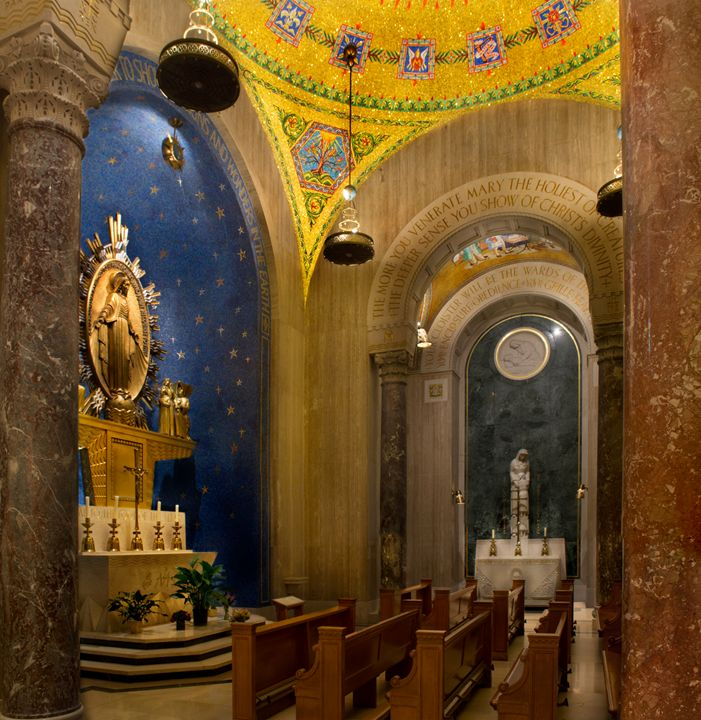 Chapel of the Miraculous Medal - Chris Urban