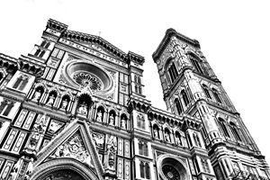 Il Duomo di Firenze (black & white)