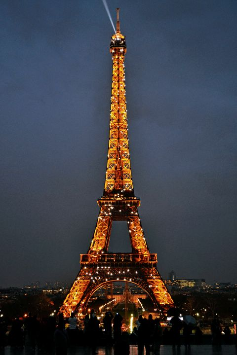 The Eiffel Tower - Chris Urban