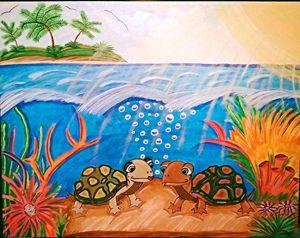 Turtle Loves