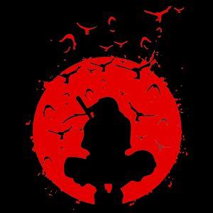 Itachi Uchiha Red