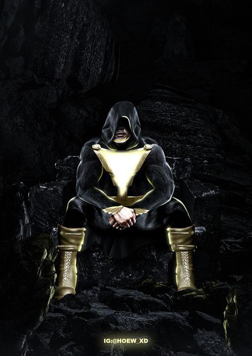 black adam - Dreggar