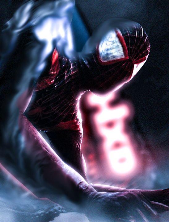 ultimate spidey - Dreggar