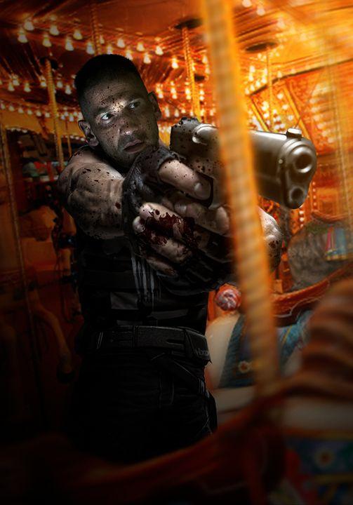 Frank Punisher - Dreggar
