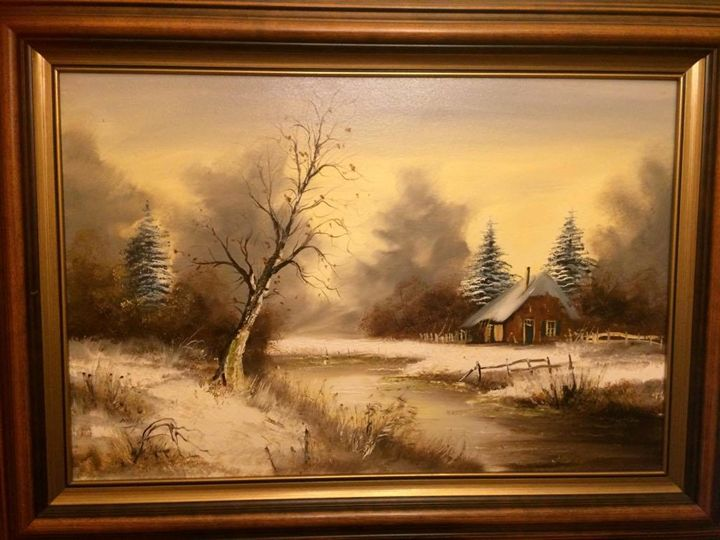Winter - Jasper Ruijs