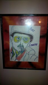 Bat Country Fear and Loathing
