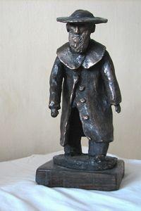 Chasidic Man