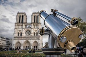Vintage Notre Dame