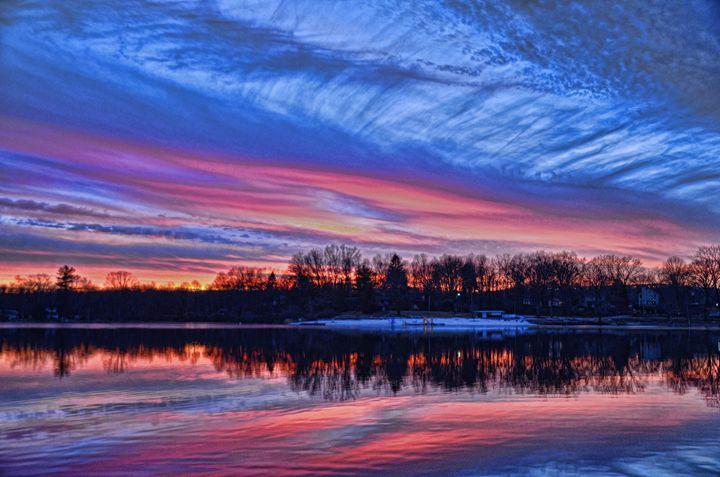 Across the Lake - PhotosbyNan