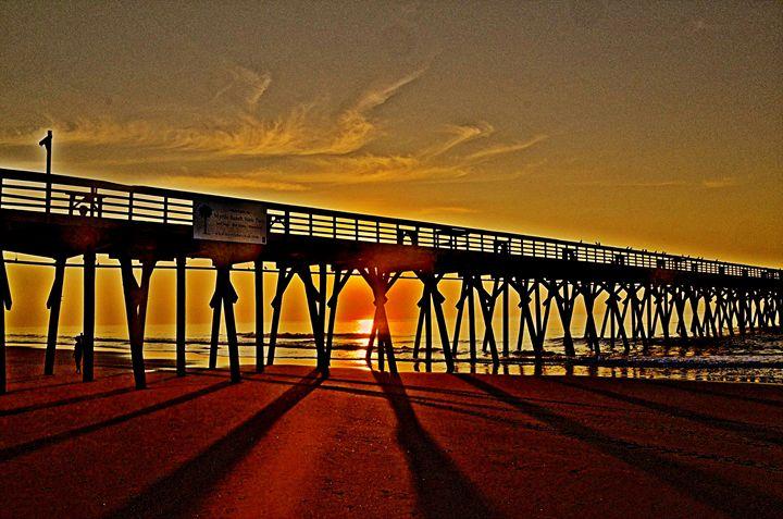 Sunrise at Myrtle Beach - PhotosbyNan