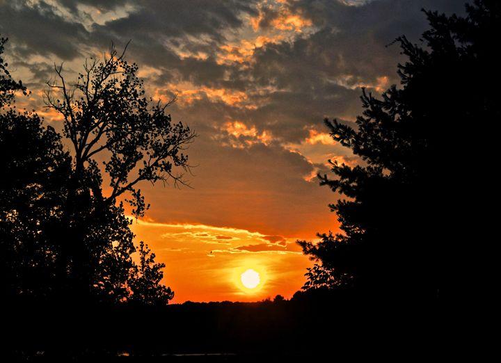 Summer sunset - PhotosbyNan