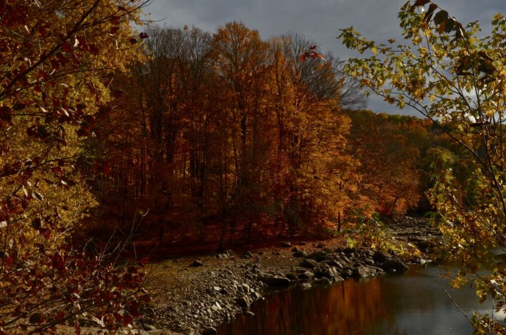 Fall in Brewster - PhotosbyNan