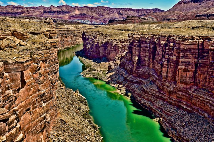 Colorado River, Arizona - PhotosbyNan