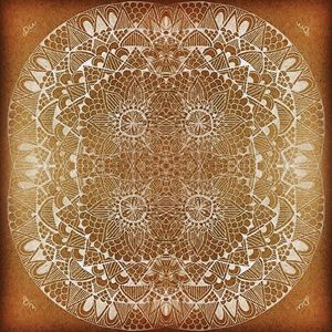 Mandala inked #2
