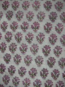 Hand Block Printed Pure Cotton