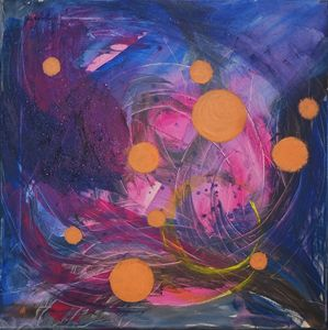 Spots in the Swirl
