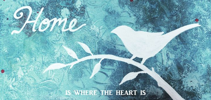 Home is where the heart is - Green Gallery (gg)
