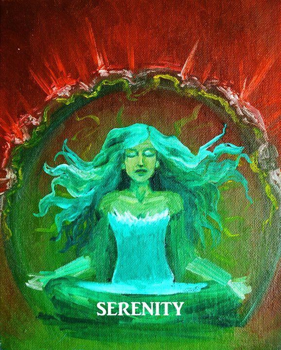Serenity - Green Gallery (gg)