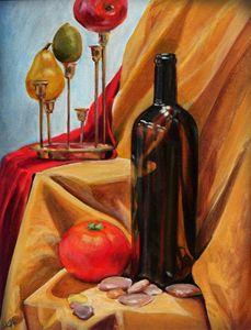 Tomato & Bottle