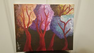 **SOLD** Forest of Dreams 8x10