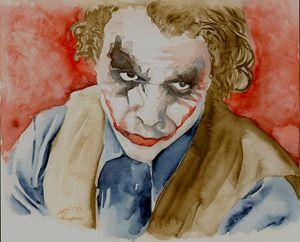 Joker--Dark Knight