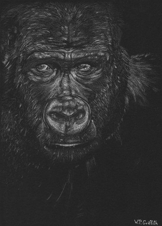 Wild wisdom / Gorilla - WP Griffith