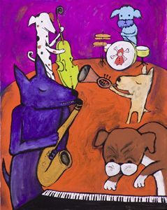 The Big Bad Wolf quintet