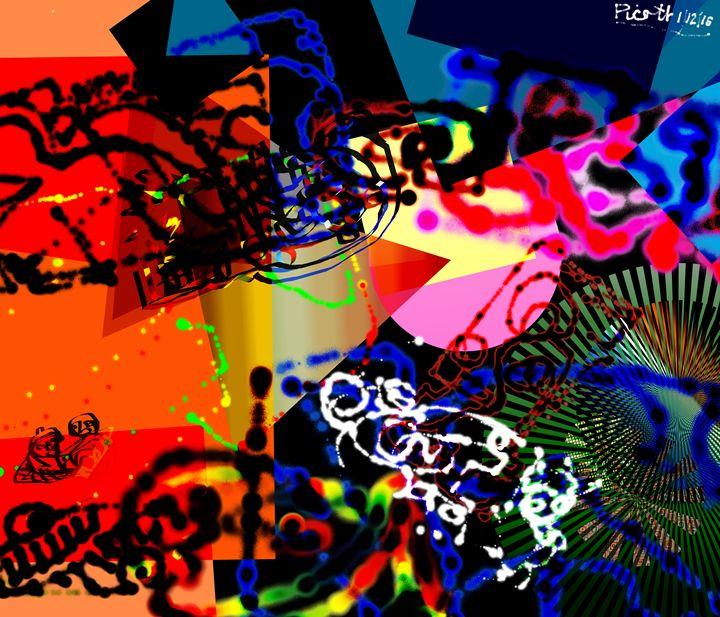 Interlude - J.R.Picott