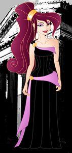 Princess Megara from Hercules