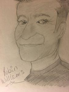 Late Robin Williams