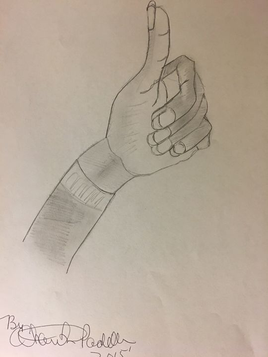 A Thumb Up - Rita Arts Gallery