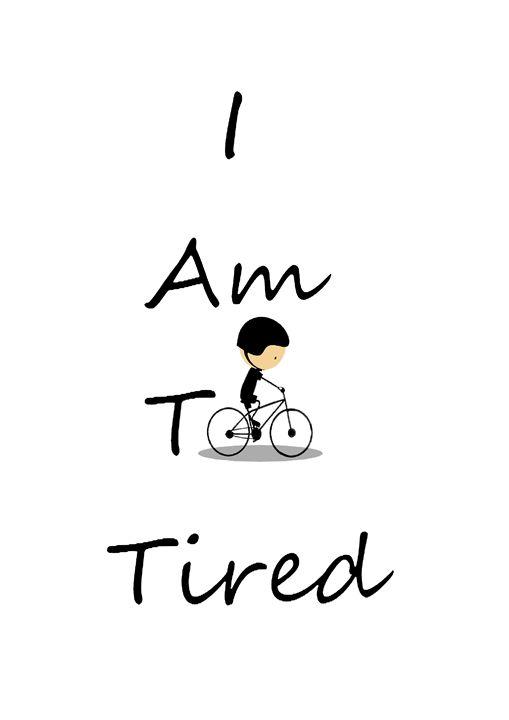 I am too tired - Asri