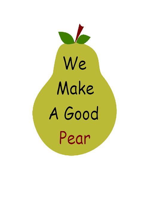 We make a good pear - Asri