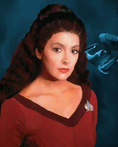 Star Trek: Counselor Deanna Troi