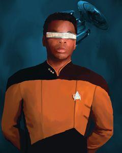 Star Trek: Geordi La Forge